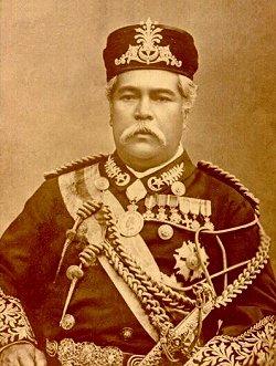Temenggong-Abu-Bakar