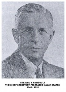 Alec T Newboult