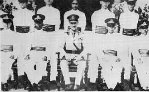 Batalion Pertama Rejimen Persekutuan