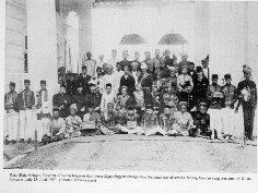 Sidang Raja-Raja Melayu (DURBAR) Yang Pertama
