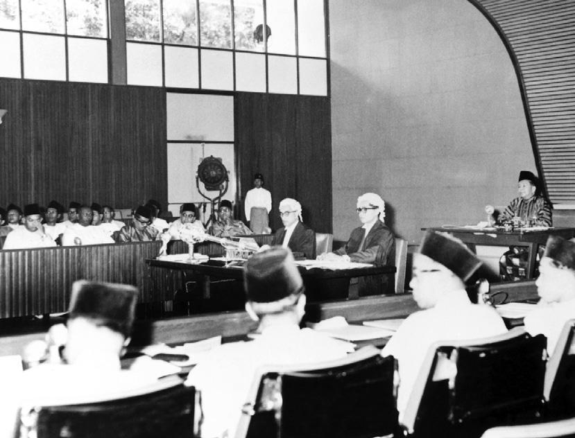 parlimen pertama